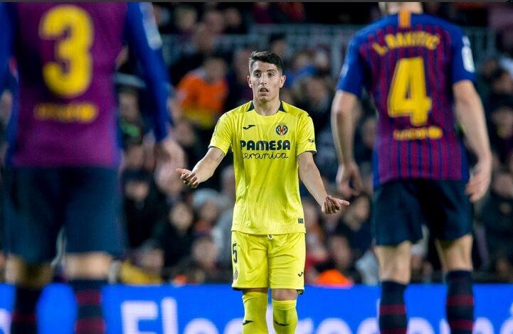 Barcelona 2-0 Villarreal Jornada 14