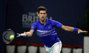 Djokovic firma con Universal Tennis para impulsar el UTR