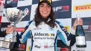 Chadwick ficha por Aston Martin y correrá las 24 Horas de Nürburgring