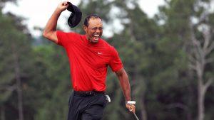 Tiger Woods suma su major 15