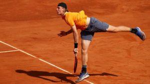 ATP Lyon 2019. Shapovalov rompe su mala dinámica