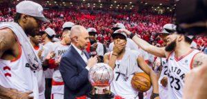 Los Raptors se meten en las primeras NBA Finals de su historia