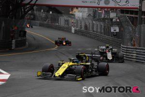 Renault en el GP de Mónaco F1 2019