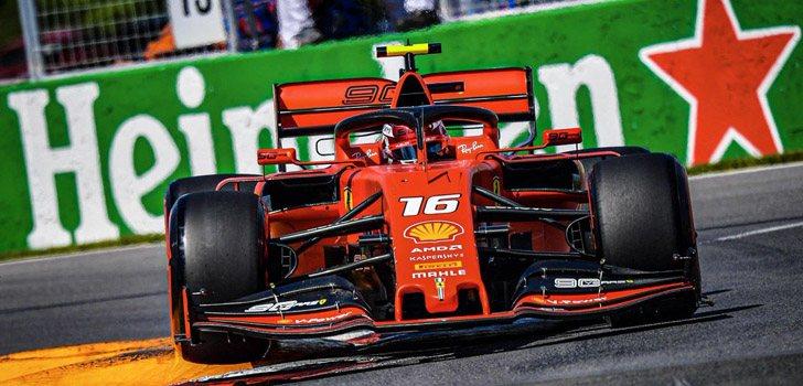 """Charles Leclerc: """"El equipo me tiene más respeto desde que demostré que puedo ganar"""""""