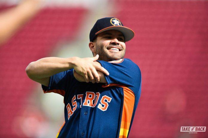 José Altuve regresa a la alineación de los Astros