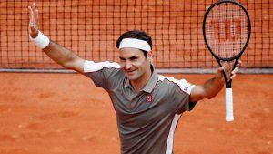 Roger Federer, primer jugador en alcanzar las 1000 semanas en el Top 50