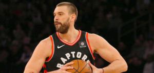 Marc Gasol seguirá un año más en Toronto Raptors