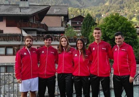 12 tenistas españoles compiten en los Campeonatos de Europa Juveniles
