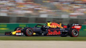 Red Bull no esperaba ganar antes que Ferrari en 2019