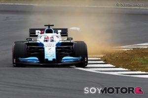 Williams en el GP de Gran Bretaña F1 2019: Domingo