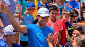 El Rafa Nadal Tennis Centre echa a andar en Grecia