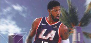 Paul George es duda para el inicio de temporada de los Clippers