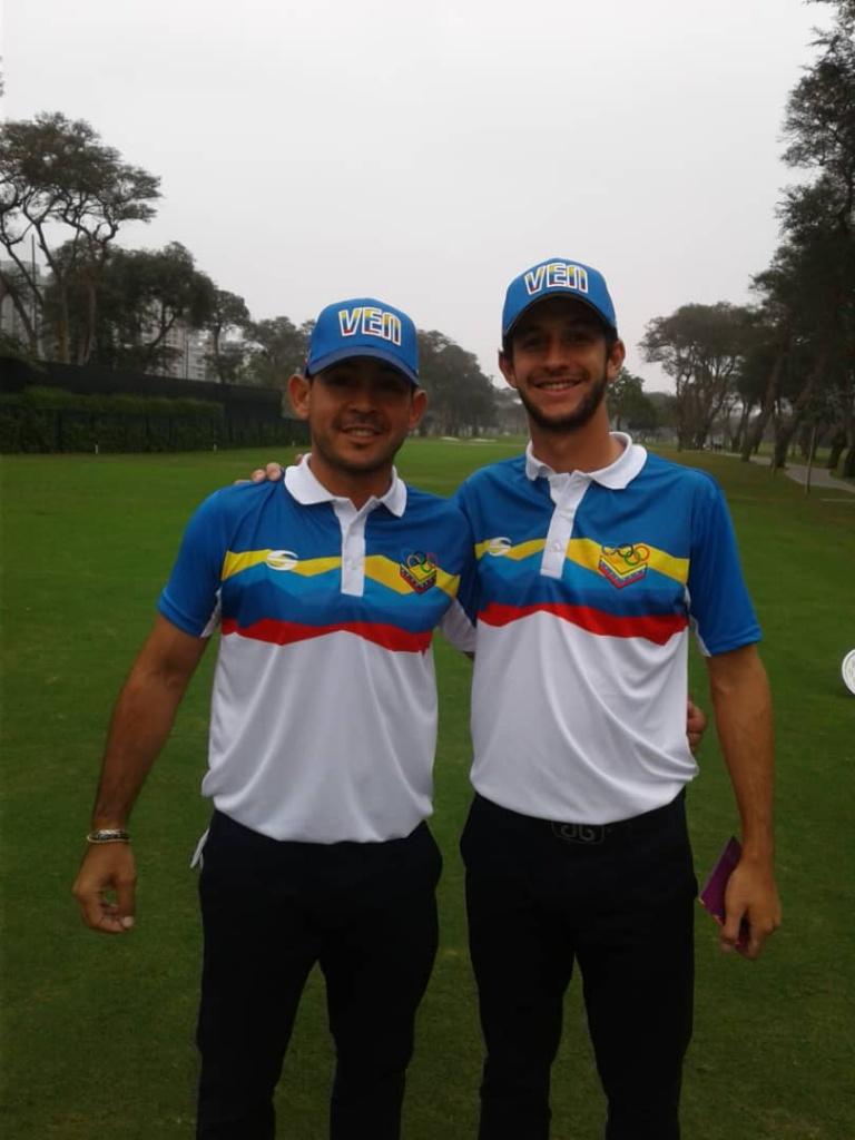 Venezuela 3era en el golf de los Panamericanos