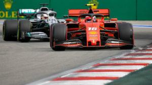 Racing Point en el GP de Rusia F1 2019: Viernes