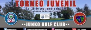 Torneo Juvenil Junko Golf Club