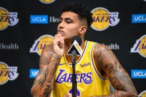 La clave para que Kuzma sea la tercera estrella de los Lakers