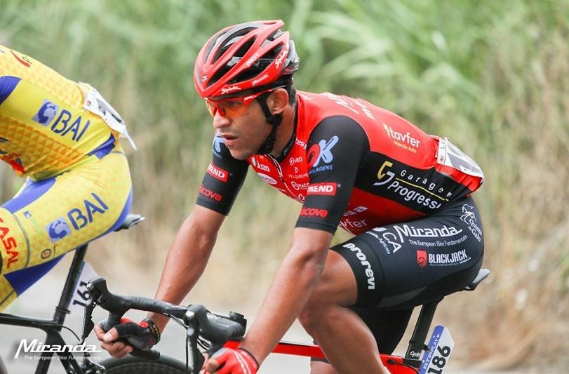 Ciclista venezolano Leangel Linarez correrá en Europa en 2020