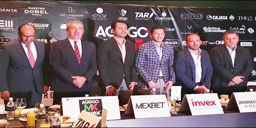 Cierre del torneo de golf ''Agogo MX'' será en Guadalajara