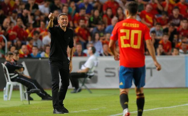 Luis Enrique volverá a entrenar a la selección de España