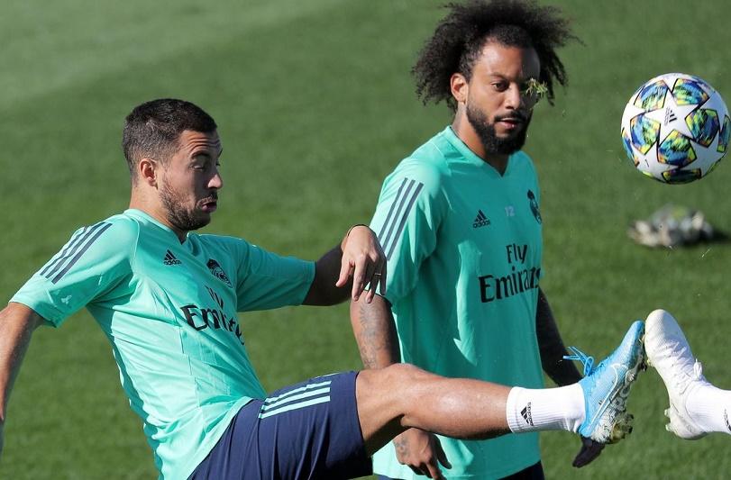 ¡Alarma en Madrid! Hazard y Marcelo se lesionan… ¡y no llegan al Clásico!