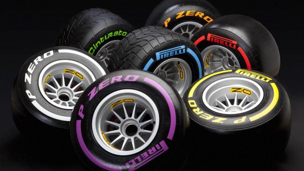 ¡Decisión unánime! Equipos de F1 no cambiarán los cauchos para 2020