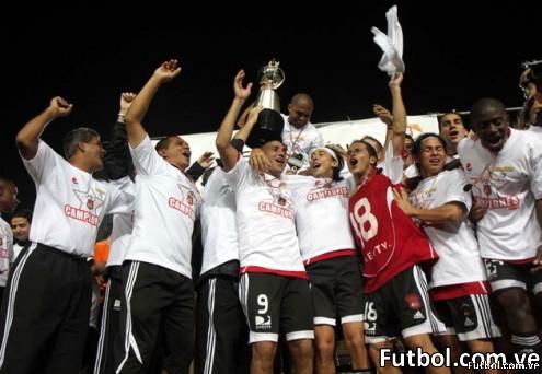 Caracas FC se coronó campeón del Torneo Clausura 2019