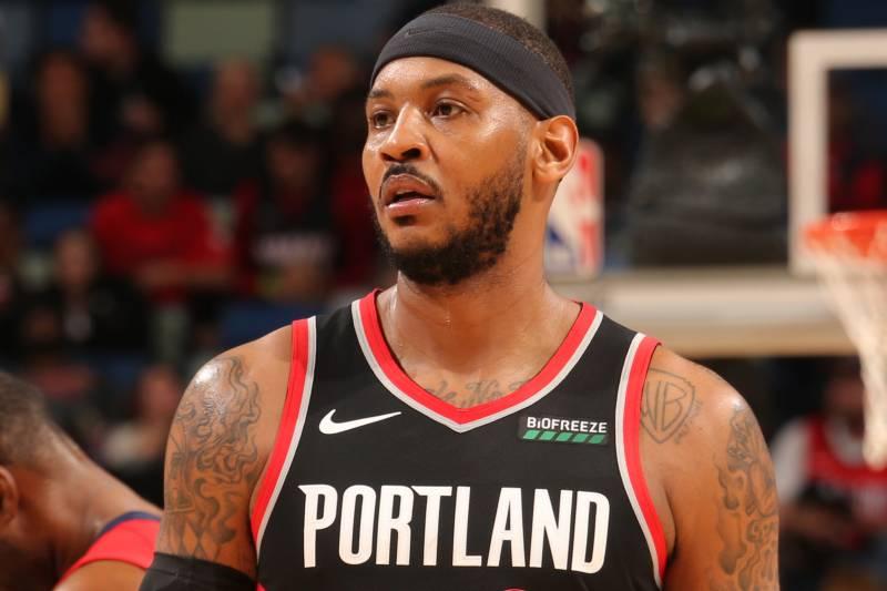 Carmelo Anthony es nombrado jugador de la semana en la NBA