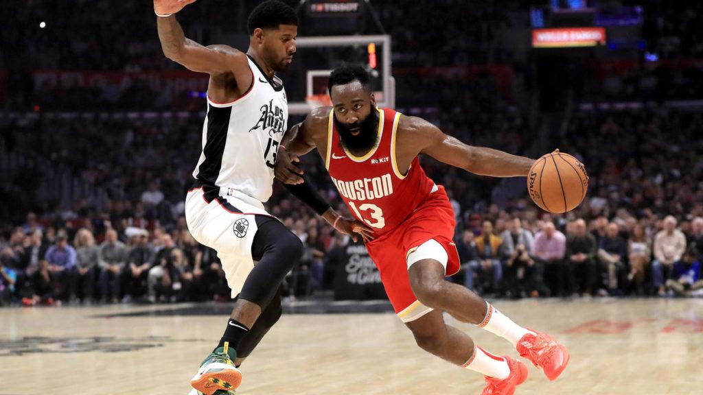 Harden y LeBron brillan en la NBA