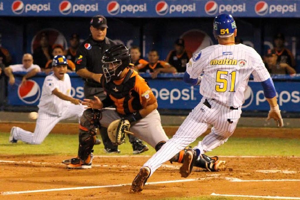 LVBP: Magallanes le gana al Zulia
