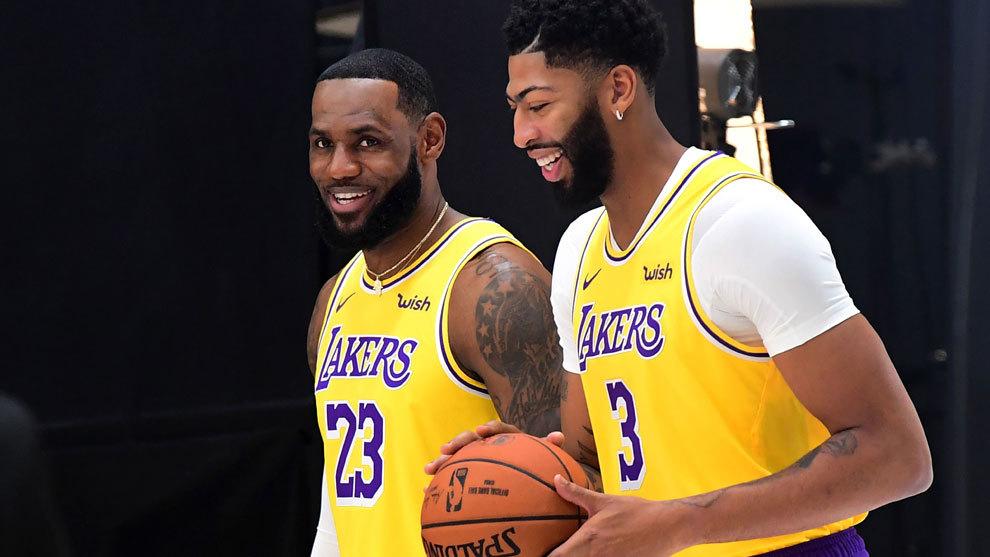 Lakers ganan su cuarto juego consecutivo