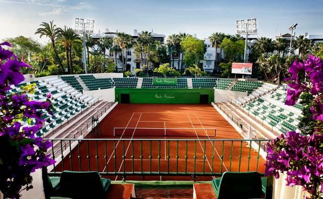 'Marbella Tennis' iniciará la temporada en el club de tenis Puente Romano
