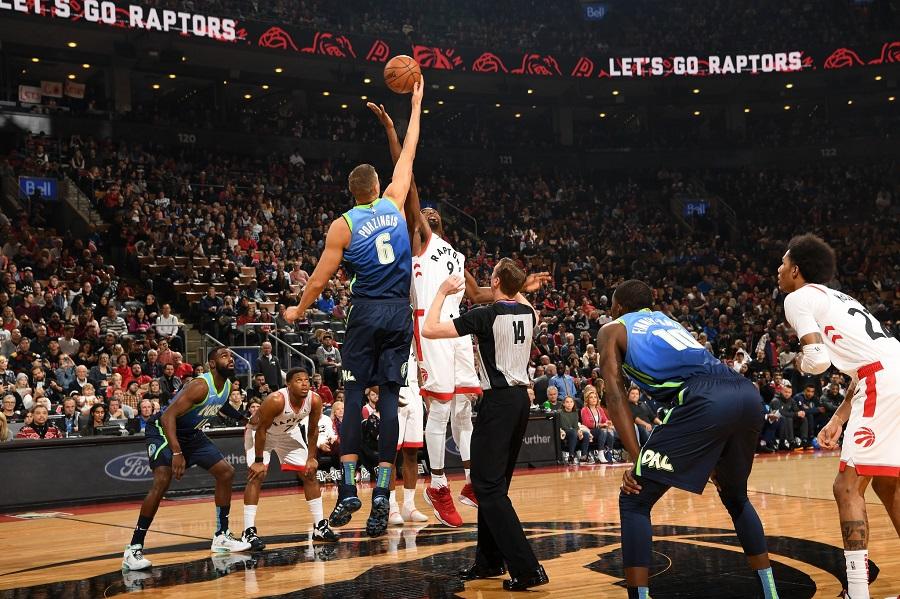 Raptors lograron la tercera mayor remontada de la historia de la NBA