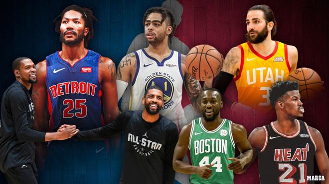 Se abre el mercado de traspasos en la NBA
