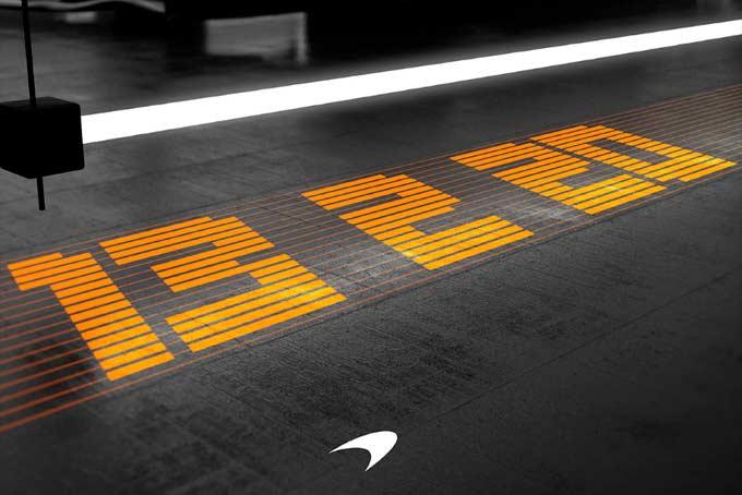 McLaren presentará el MCL35 de Sainz y Norris el 13 de febrero
