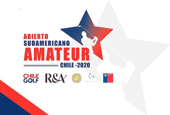 Venezuela, presente en Abierto Sudamericano Amateur de Golf Chile 2020