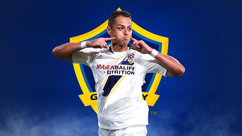 'Chicharito' Hernández ficha por el LA Galaxy de la MLS