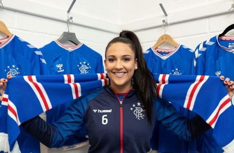 Vinotinto Sonia O'Neill ficha con el Rangers FC de Escocia
