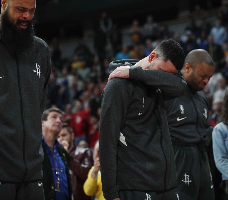 Homenajes tras la muerte de Kobe Bryant