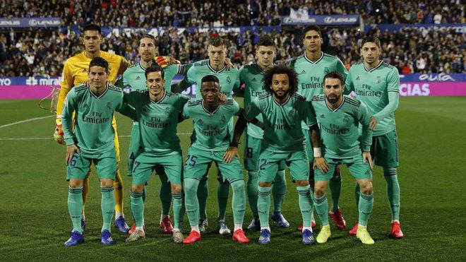 Real Madrid vence al Zaragoza en Copa del Rey