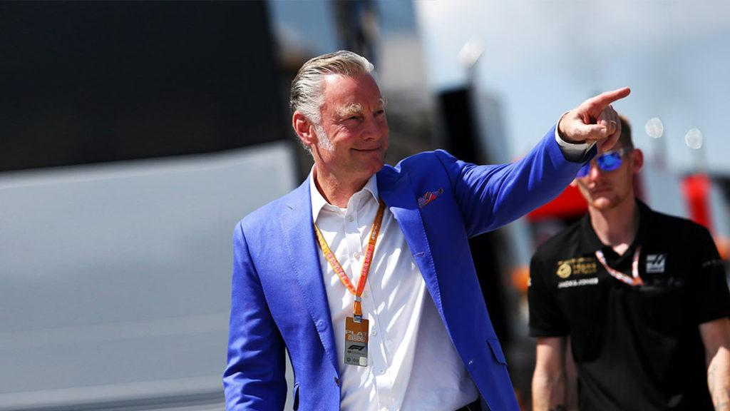 Sean Bratches abandona la Fórmula 1