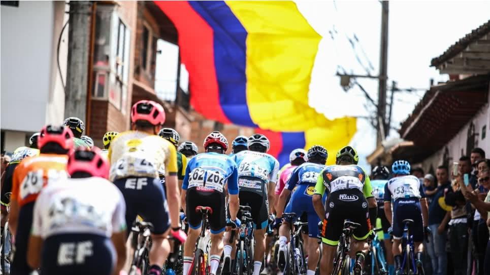 Todo listo para dar inicio al Tour Colombia