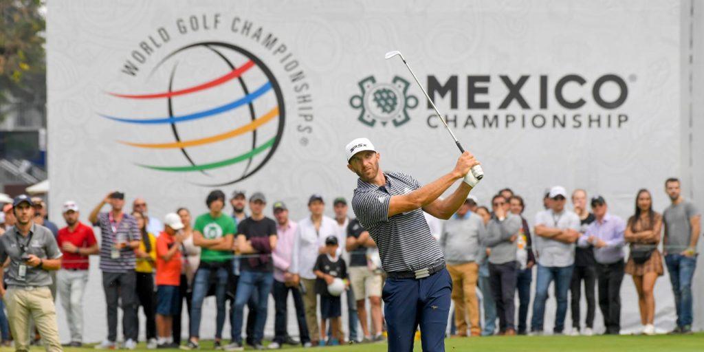 World Golf Championship-México (WGC) será en febrero