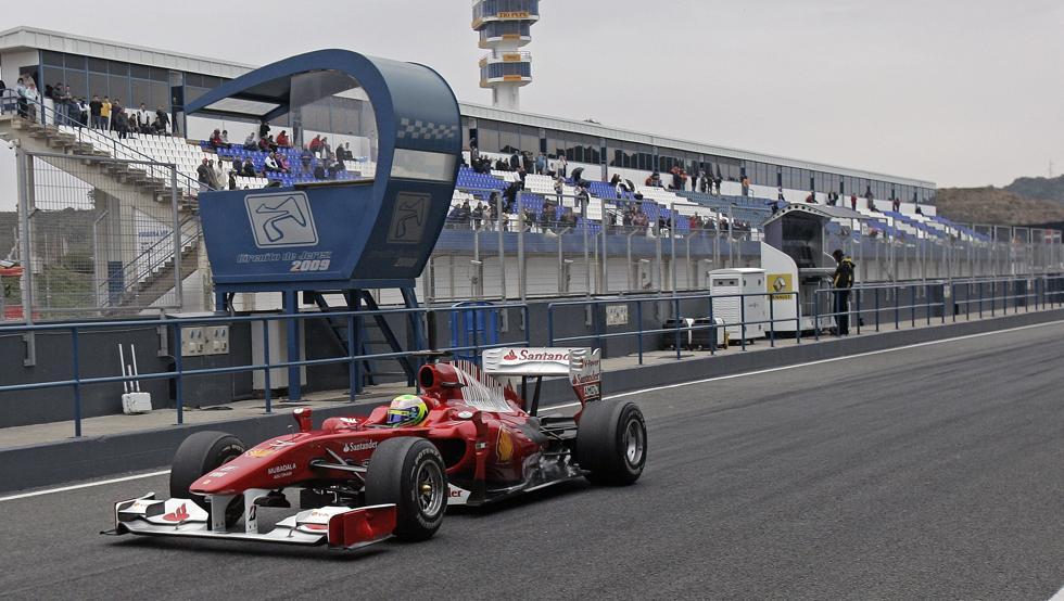 Jerez podría quedarse con el GP de España