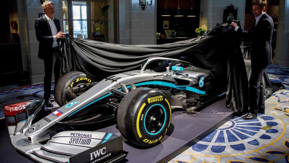 Mercedes adelanta lo nuevo para competir en la Fórmula 1