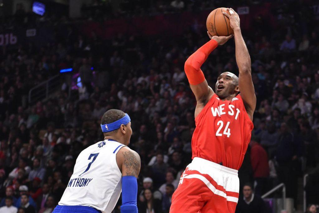 NBA: el All Star más emotivo con homenaje a Kobe Bryant