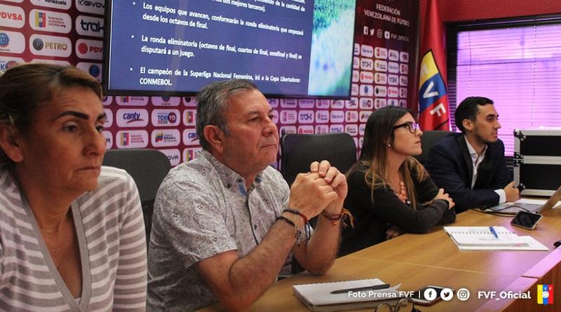 Nacional de fútbol femenino iniciará en marzo