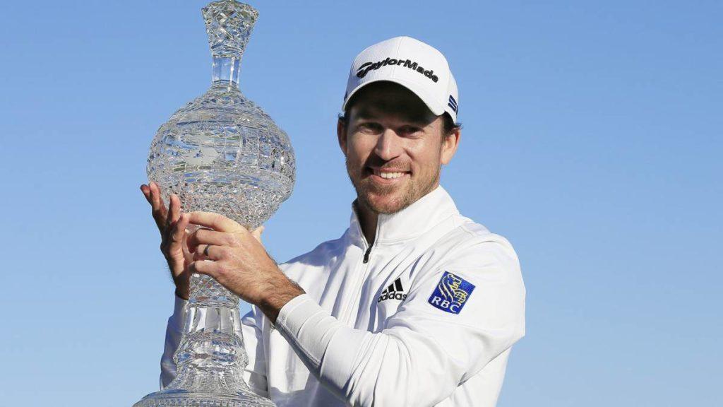 Nick Taylor el PGA de California