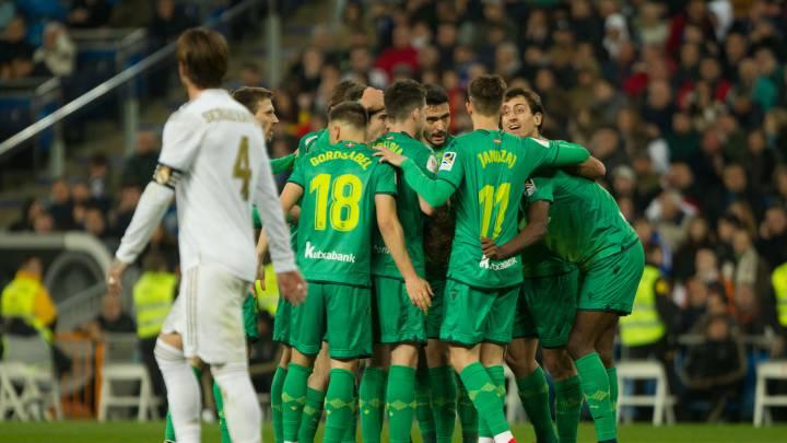 Real Sociedad elimina al Real Madrid de la Copa del Rey